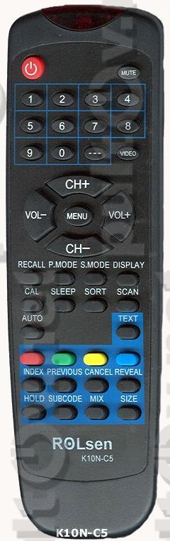 POLAR K10N-C5 пульт для