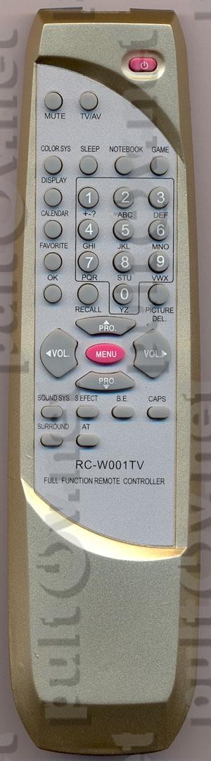 TCL SH-07 , POLAR RC-W001TV